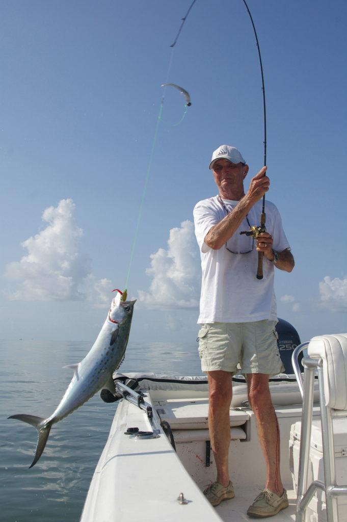 The Scelfo Rig For Spanish Mackerel