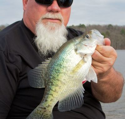 Catching crappie as simple as moving to find fish in Northeast Louisiana