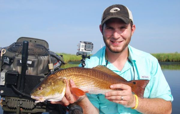 20e0d2ec0f  Before-Work Redfish Challenge  tests angler s skill under time crunch