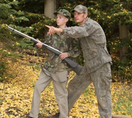 How to safely unload inline muzzleloader rifles