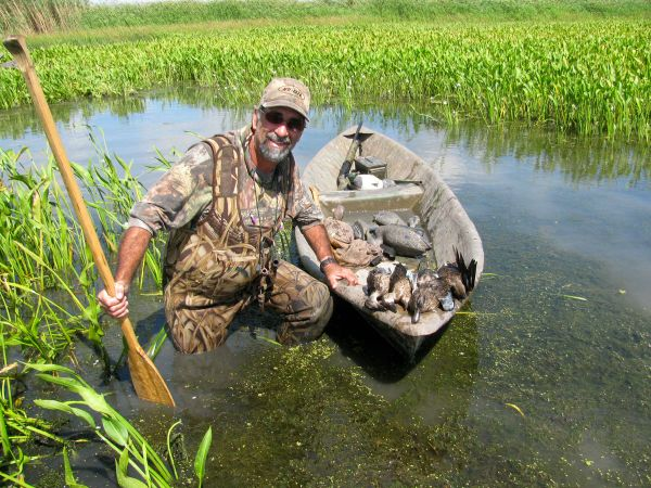 Key To Mississippi Delta Duck Hunting Success