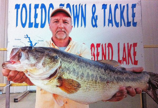 Toledo Bend Lunker Bass Program Breaks Record