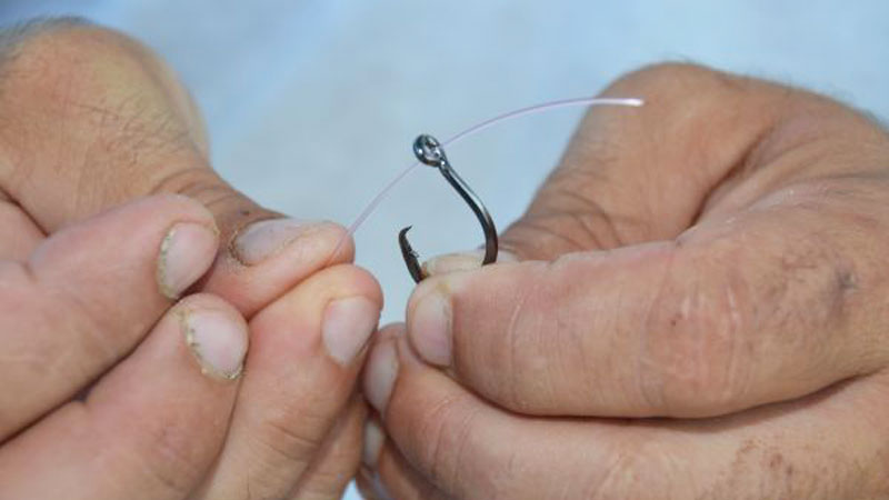 How To Snell A Circle Hook