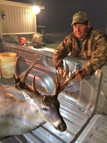 Pending Louisiana State Record Crossbow Buck Killed At