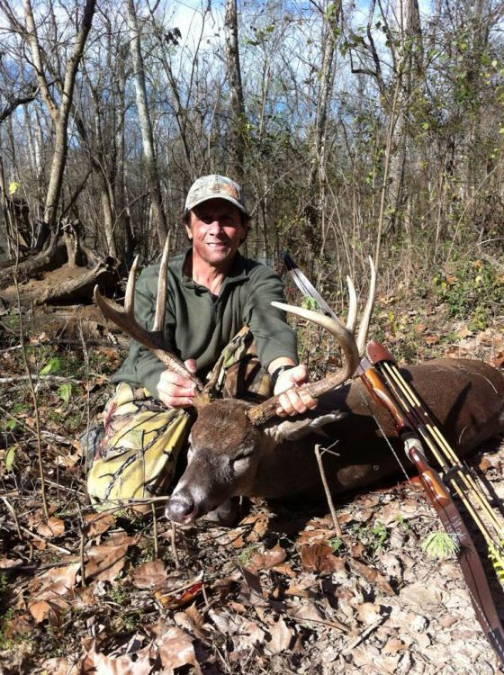 Top tips to deer hunt with a longbow