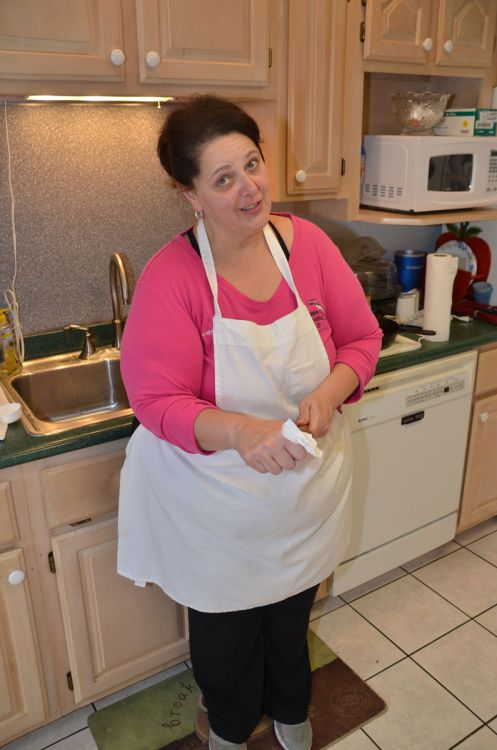 Janelle Folse has been cooking for her family since she was 15 and loves it now more than ever.