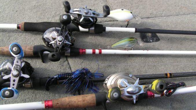 Top big-bass fishing gear