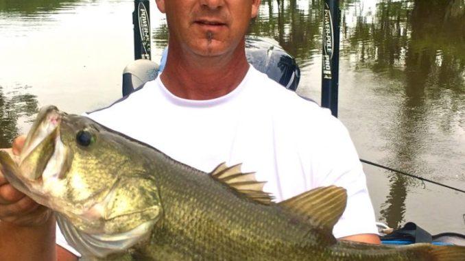 Caddo Lake Bass Fishing
