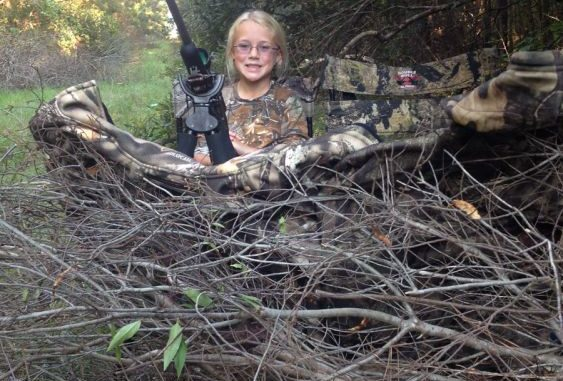 Ground Blind Basics For Deer