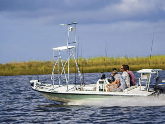 Pros and cons: Best stand height for sight-fishing reds