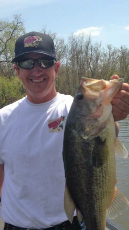How to fish the largemouth bass spawn in South Louisiana