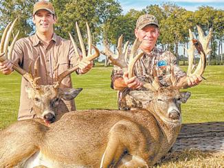 The Island, trophy deer, St. Charles Parish, duck hunting, pheasant hunting, Mike Blake, Beau Blake