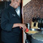 Cooking became a second career for Chef Tootie