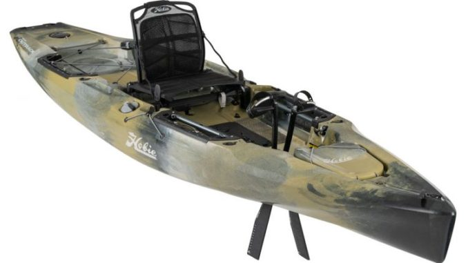 The all-new 2019 Hobie Outback