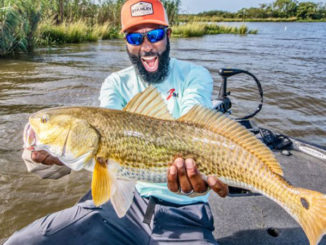 A summer of battling redfish in the salty waters of South Louisiana can shorten the life of your reels. But adding a little Corrosion X before putting them up for the winter can have them ready for action next spring.