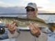 Ted Tedesco's biggest fly rod trout, a 27 ½-inch fish, came from the Forbidden Hole.