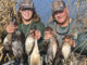 Painstaking attention to detail with decoys result in more limit hunts for Creighton Ward and his son Collin.