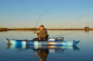 """Ted Tedesco calls fly fishing """"an art form."""""""