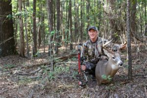 This 10-point was the result of several years of waiting, watching and picking the right time to take the trophy.