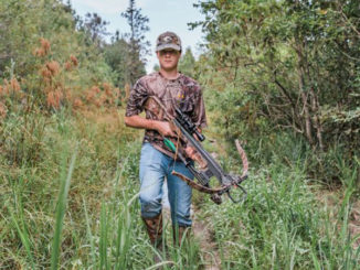 The way Dockside Marine bow-tech Stephen Chapman sees it, if crossbows get more people in the woods enjoying the outdoors, he's all for them.