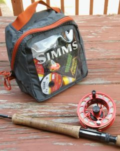 The Simms Challenger Pouch is great for storing all sorts of small items and is priced at only $15.