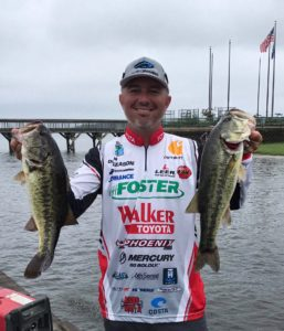 Toledo Bend guide Darold Gleason resolves to do a better job of fishing for shallow, isolated fish.
