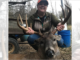 Helene Blanchard of Pierre Part rang in the New Year in style when she killed her first ever buck - a big Assumption Parish 10-pointer.