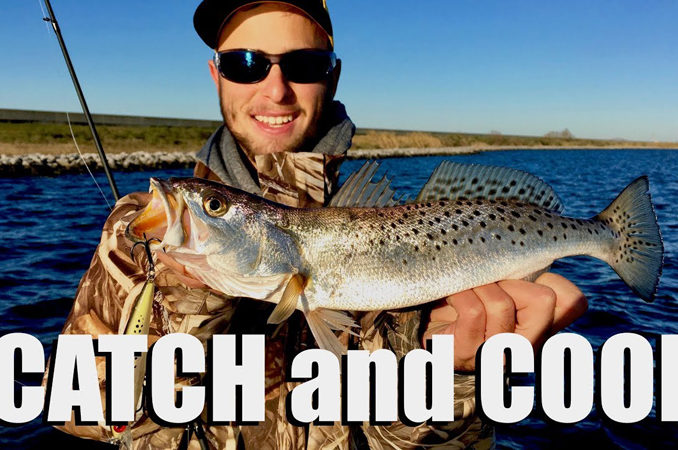 Check out the latest Marsh Man Masson vid for a great fried speckled trout recipe.