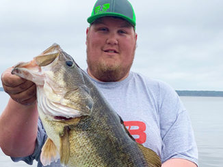 Texas angler enjoys epic day at the Bend — including a 10.43-pounder
