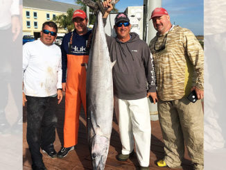 Record wahoo: 109-pound wahoo may rank seventh in state