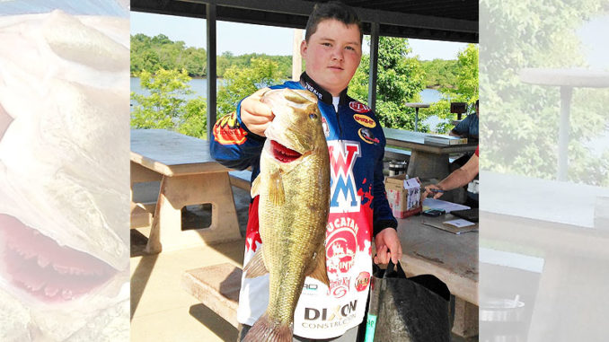 The Student Division lets young anglers get in on the action against their peers.