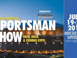 The 2019 Louisiana Sportsman Deer, Duck and Fishing Show