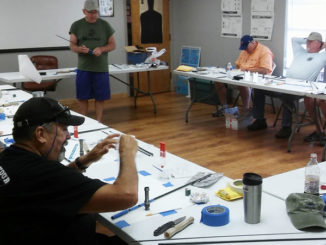 Fly fishing clubs routinely conduct hands-on rod building clinics, where participants walk away with a fly rod ready for final coating.