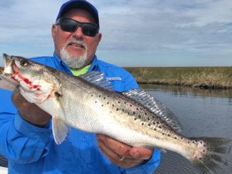 Biloxi Marsh fishing report