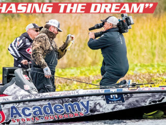 Louisiana anglers are chasing the pro bass dream