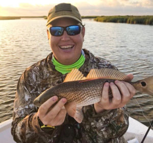 Nicholas Varnado reeled in this tagged redfish near Hopedale on the very first day of the 2019 CCA Louisiana STAR Tournament, and is set to win a 2019 Chevrolet Silverado pickup truck at this year's awards banquet on Oct. 17 in Baton Rouge.