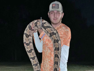 An unusual and deadly find in Tensas Parish