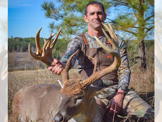 Randy Marks and his DeSoto Parish 12-point.