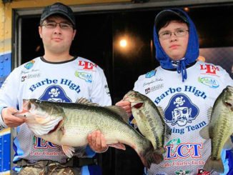 Toledo Bend lunkers moved shallow in January