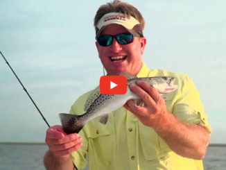 Topwater fishing tips with Capt. Charlie Thomason