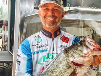 Gleason goes Wild Thang for August bass