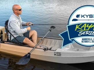 The First Annual KYSEK Kayak Series Fishing Tournament