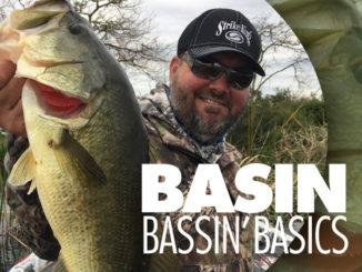 Atchafalaya Basin bassin' basics from Greg Hackney