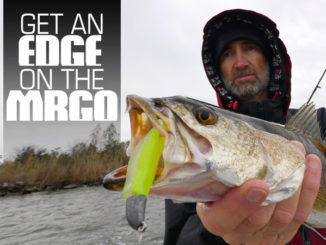 Get an edge on the MRGO for great trout fishing