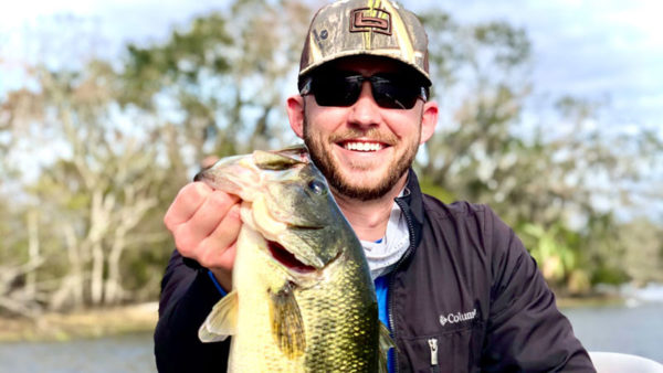 Spinnerbait produces Lafitte bass