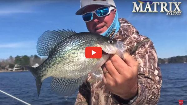 Cold water crappie
