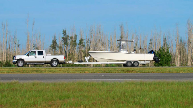 A little preventive maintenance goes a long way to keep your trailer on the highway and your boat running on the water after a winter of idleness.