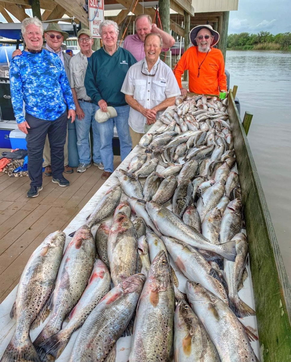 (Photo courtesy Absolute Fishing Charters)