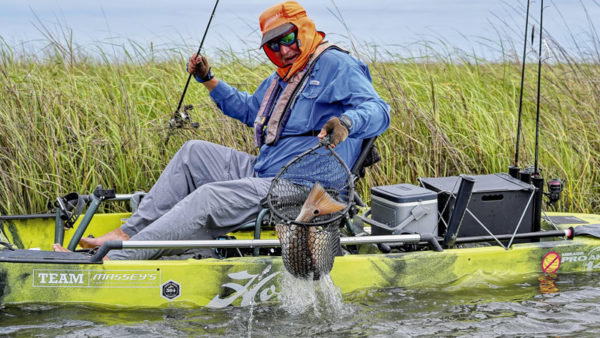 Kayakers can mix it up in Hopedale