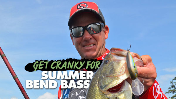 Get cranky for summer bass at Toledo Bend